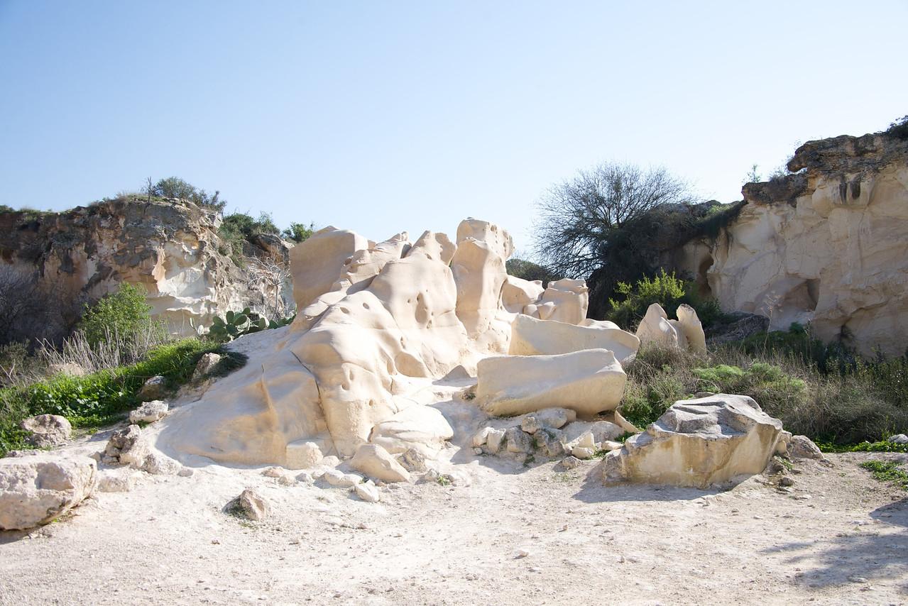Exposed Quarry