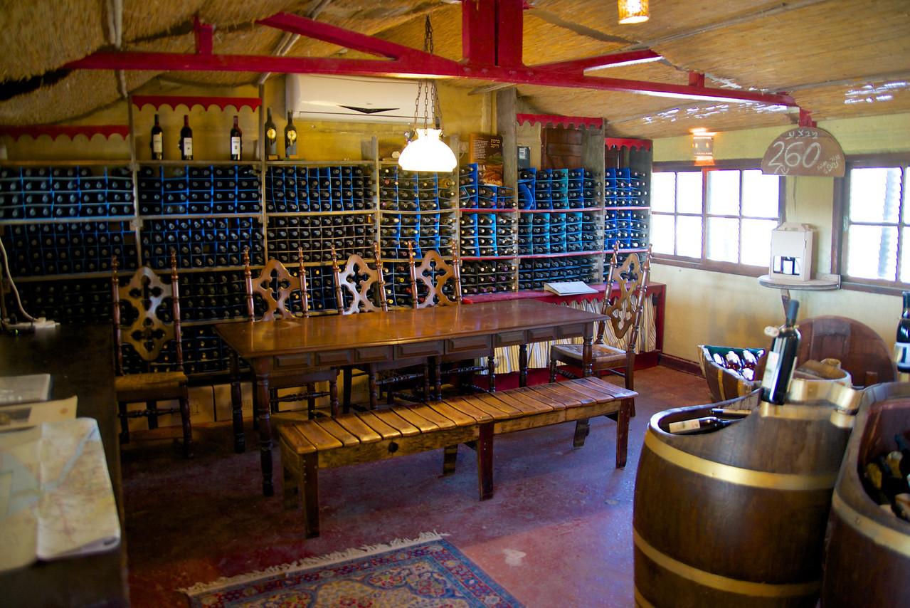 Agur Winery Store