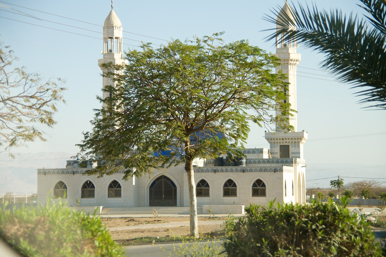 New Mosque in Jericho