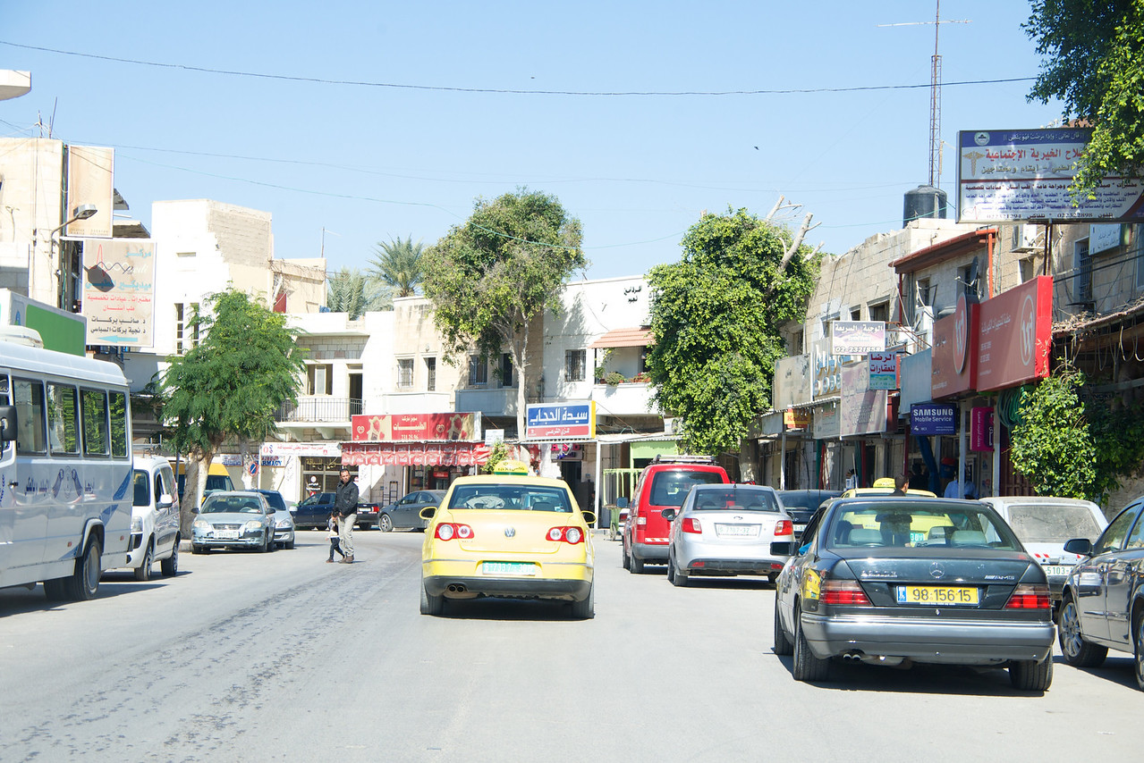 Downtown Jericho
