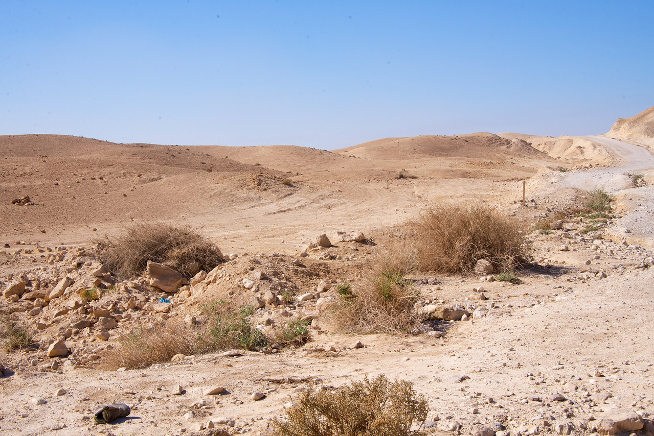 Another View at Nahal Dragot