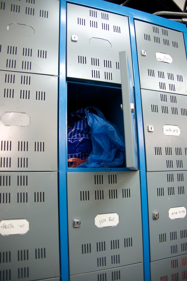Every Effort (including personal lockers with locks) Is Made To Made The Employees Feel Accepted