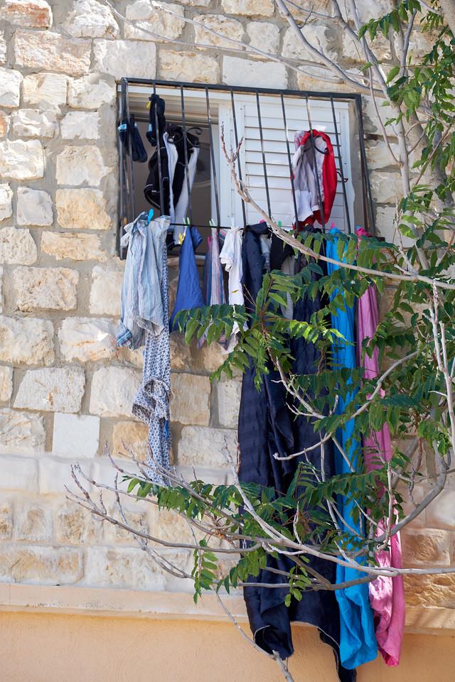 Common window in Tsfat.