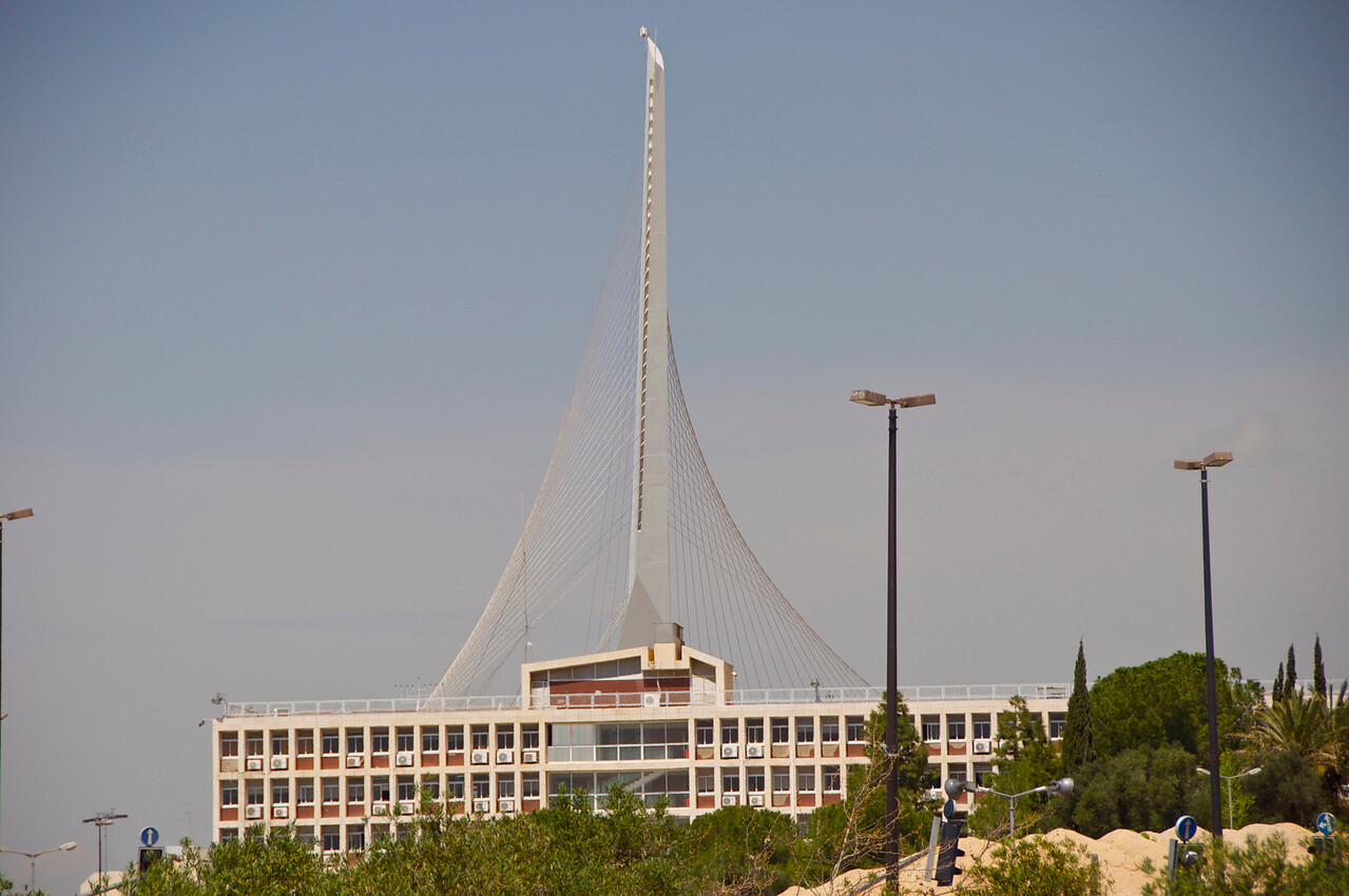 Calatravia Bridge from Supreme Court