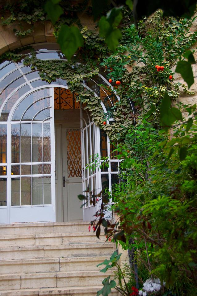 Wolf's Home…Front Door