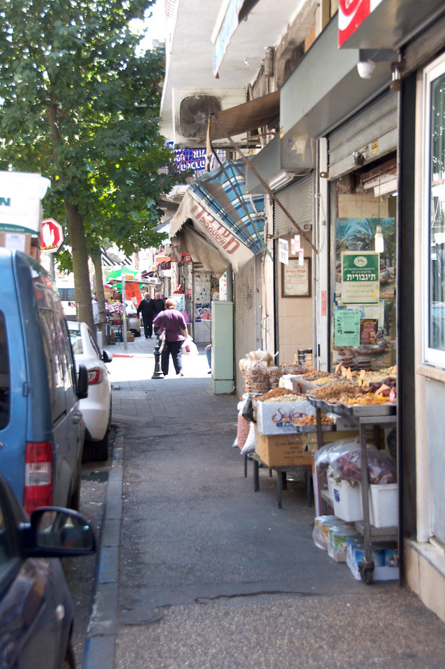 A Look Down Levinsky Street