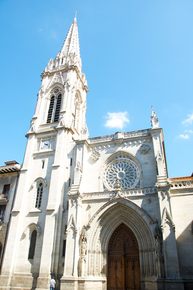 Cathedral of Senor Santiago