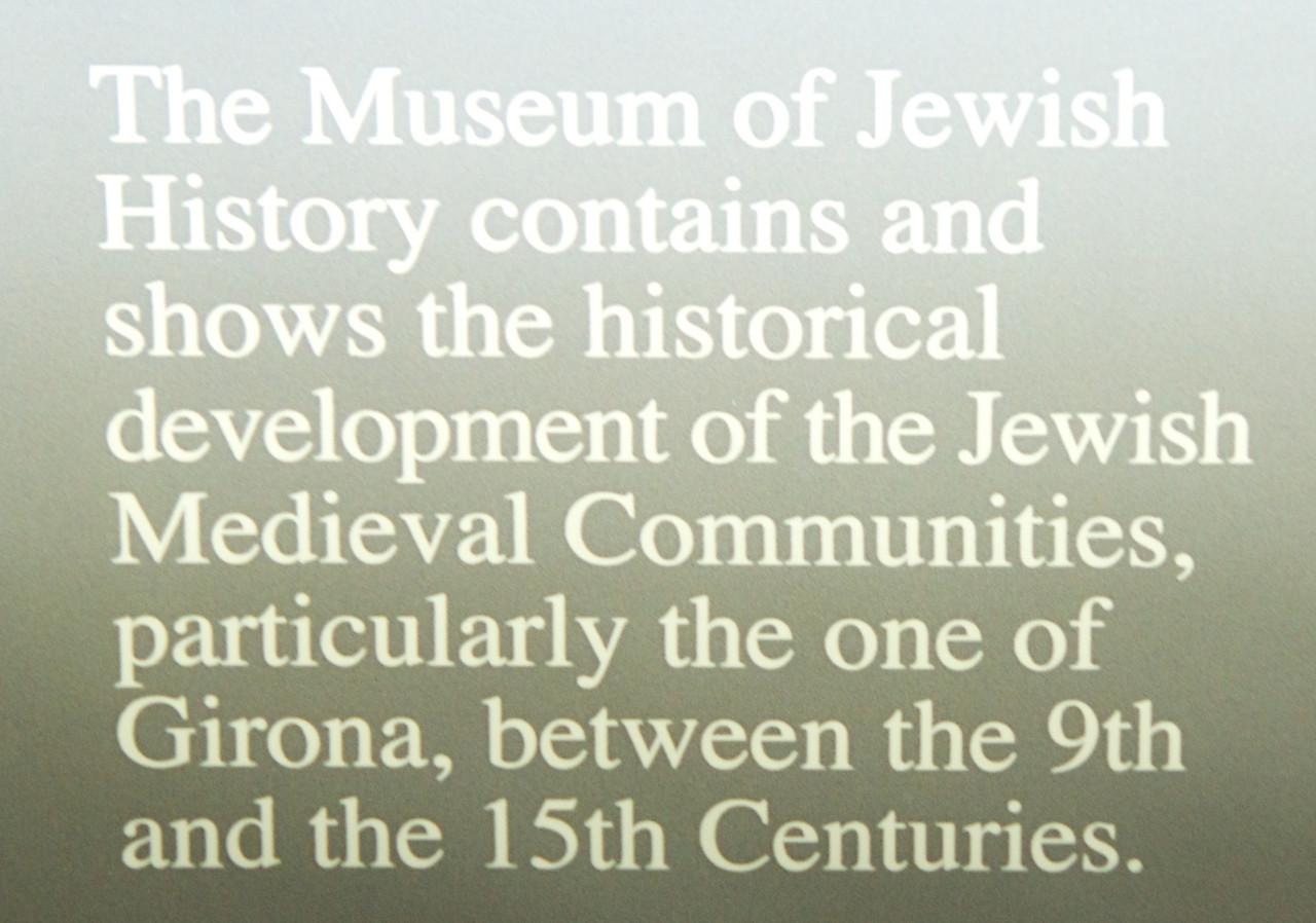Jewish Museum Text