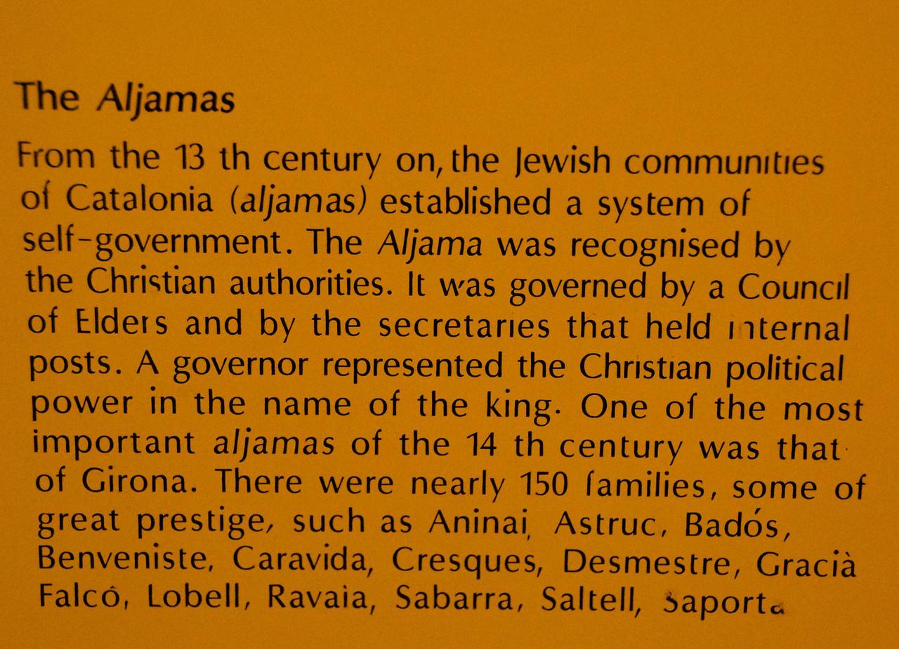 The Aljamas