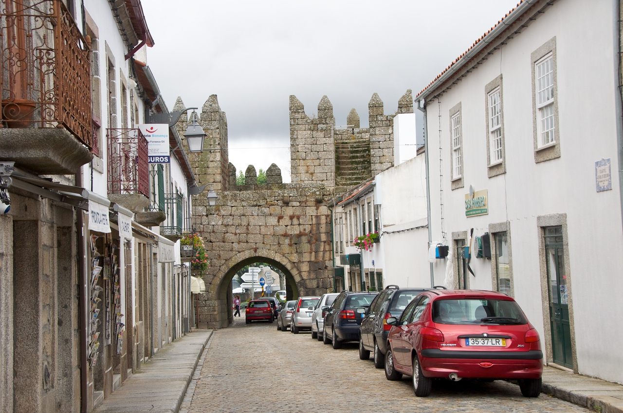 Trancoso, A Citadel City… One of The Fortified Entrances To The City