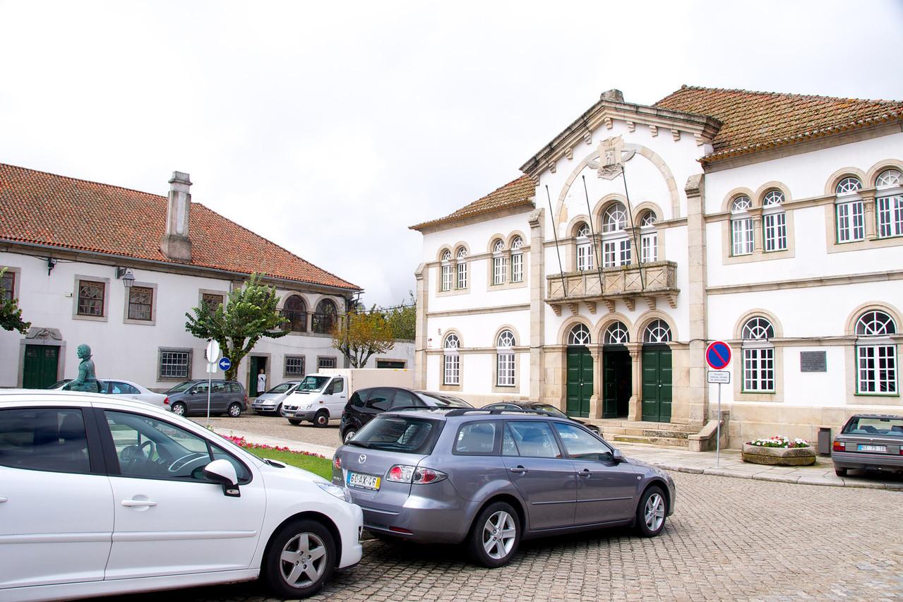 Trancoso Town Hall & Square