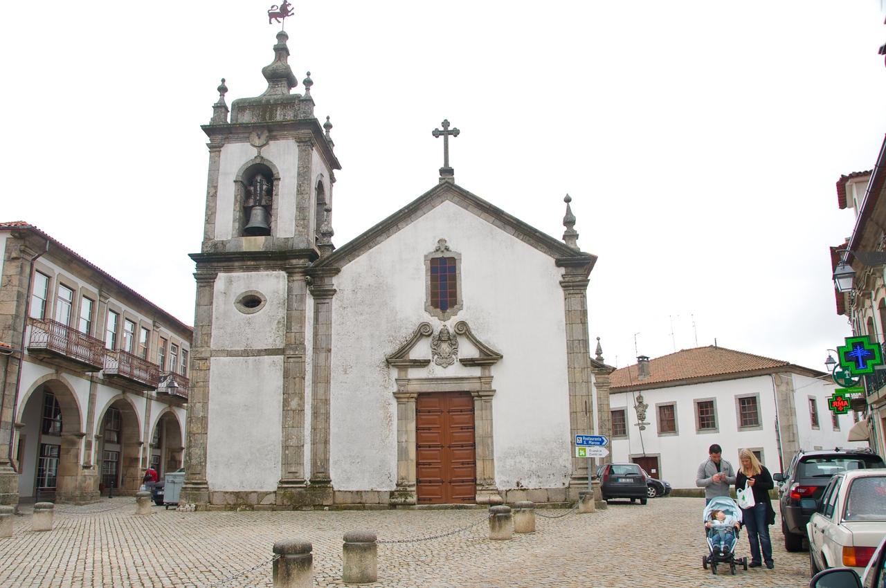 Church In Trancoso