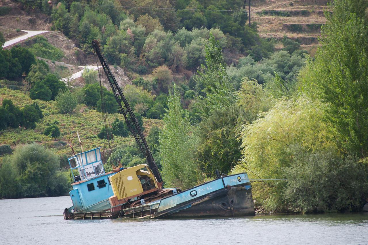 Duoro River Cruise Scene