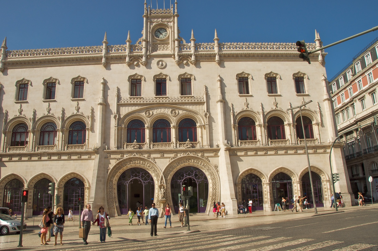 Train Station to Sintra