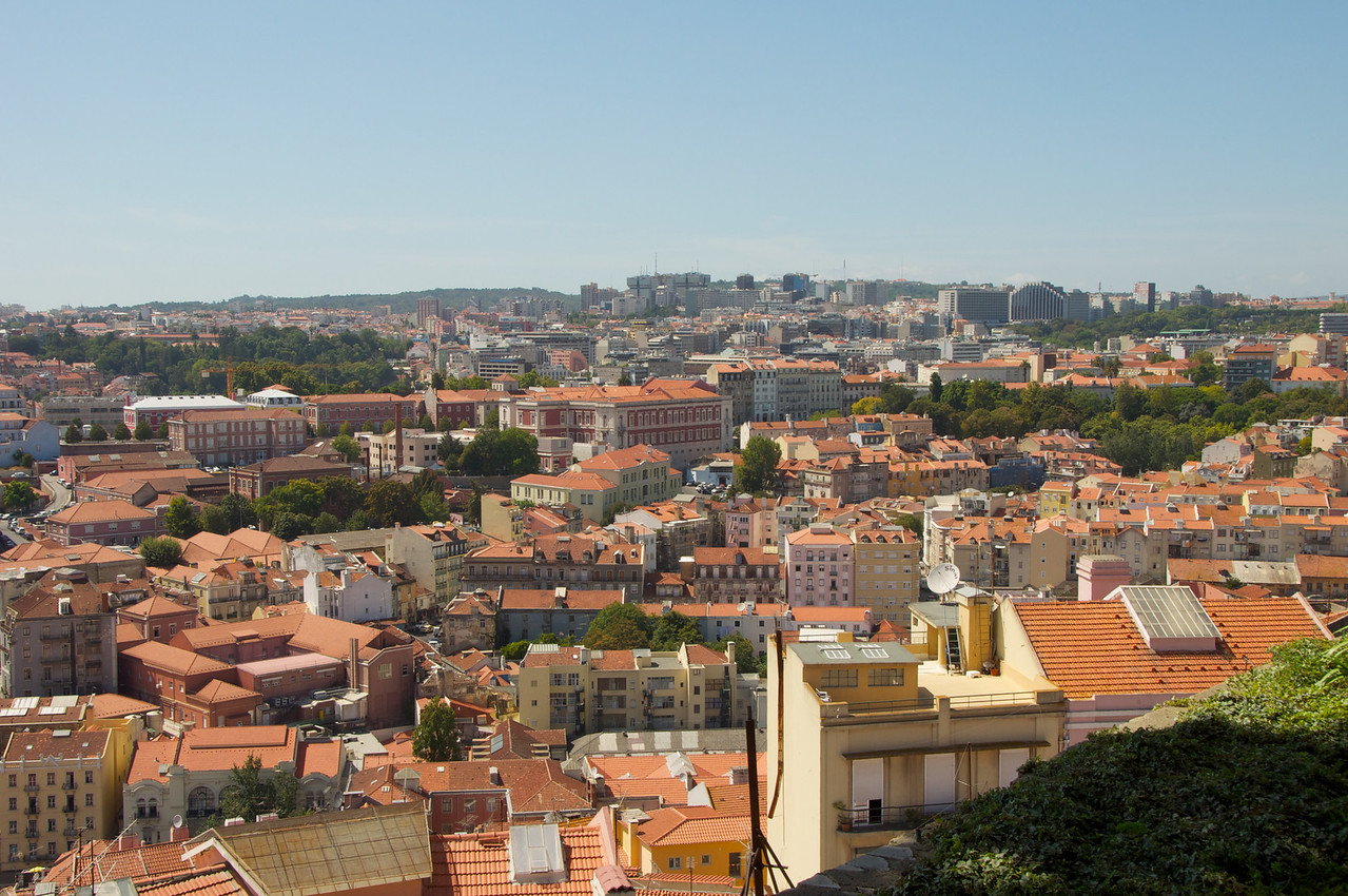 "Green Areas Throughout Lisbon… ""Not A Cement City"" (guide)"