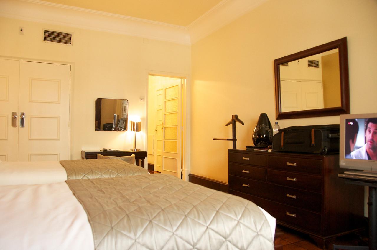 Hotel Room…The Britania