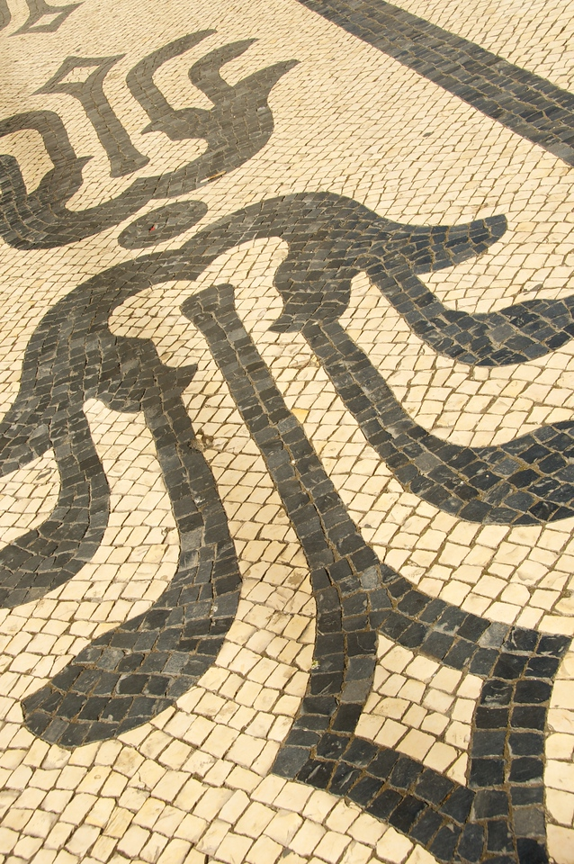 Tile Design… Various Designs on Pedestrian Walks All Over The City