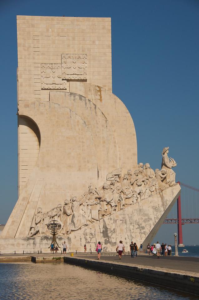 Monument of The Navigators