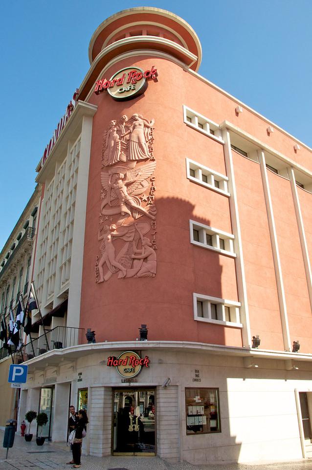 Hardrock Cafe Lisbon