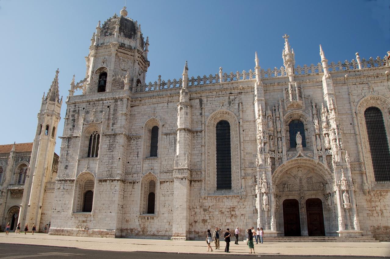 Monastery of St Geronimo…Vasco Da Gama and Camois Buried Here