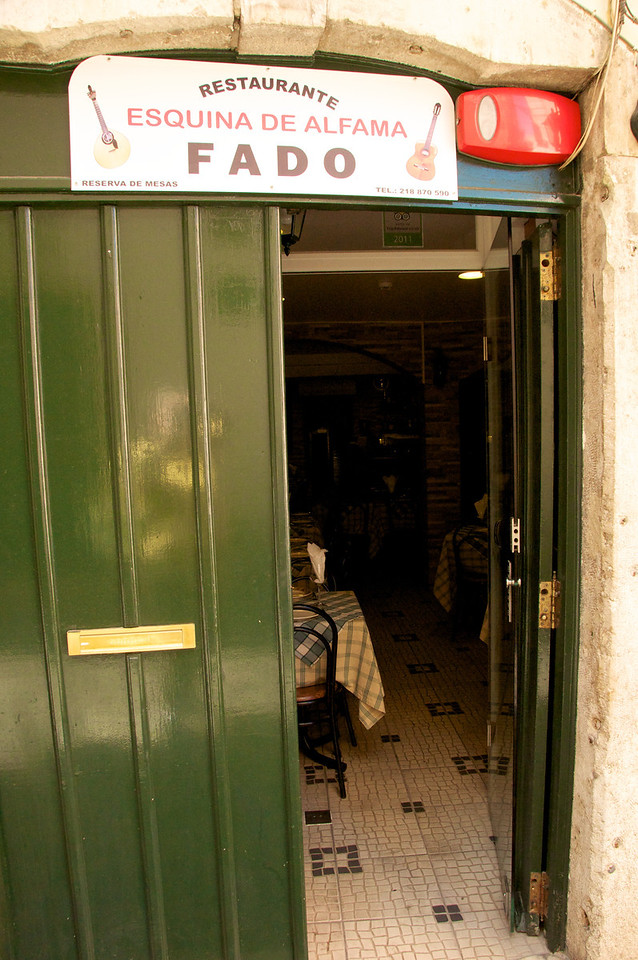 Fado is Typical Portuguese Music
