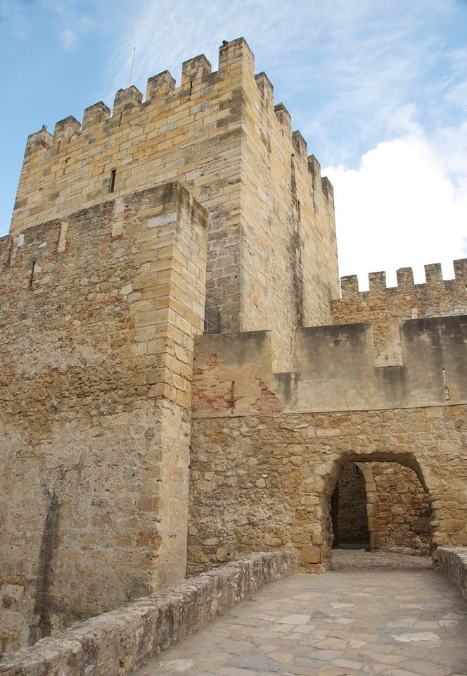 Entrance to Castle