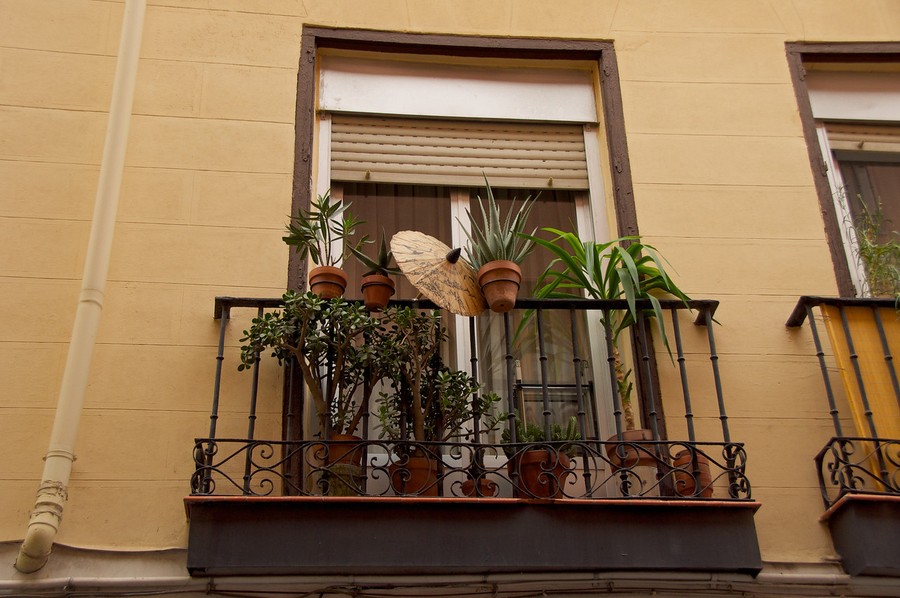 Typical Balcony