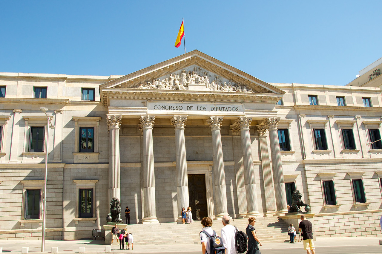 Spanish Congress Building