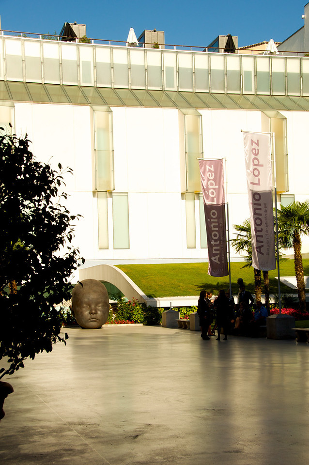 "Thyssen, One of Three Museums Making Up ""The Cultural Triangle"""