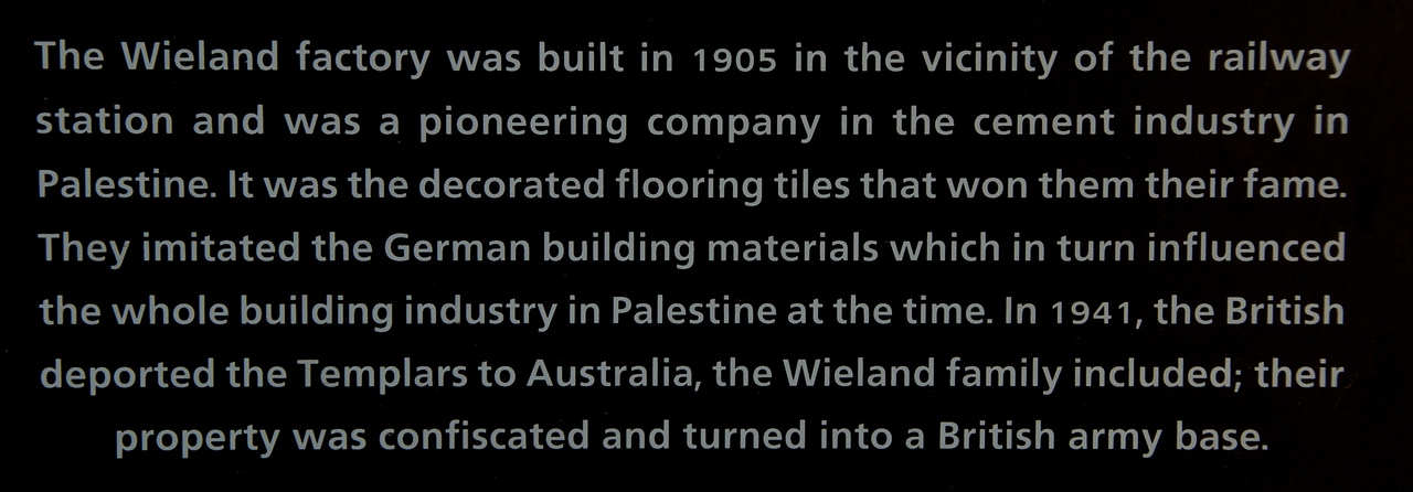 Wieland Factory And Family History