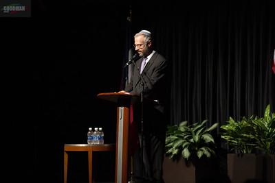 Israeli Ambassador Ron Dermer speaks at JCC 8-14-2017