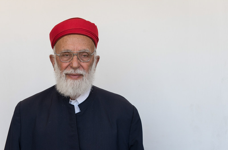 Samaritan High Priest Aabel-El ben High Priest Asher