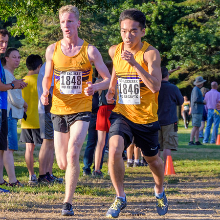 2020 Seniors - Issaquah Track & Field