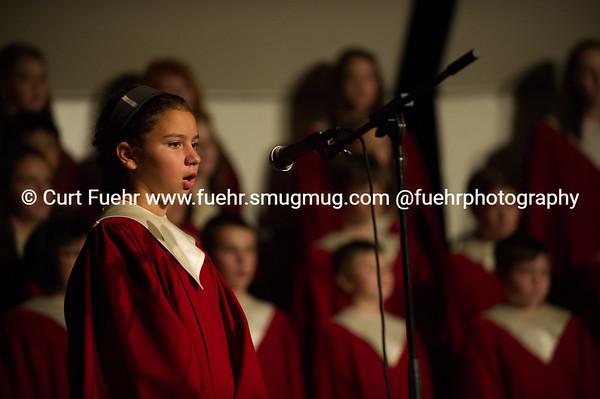 Choir Fall Concert 2013