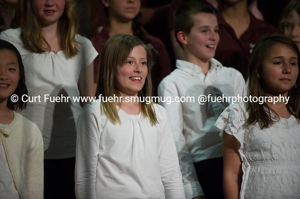 Choir Mid-Winter Concert 2013