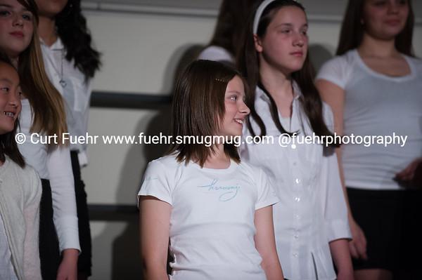 Choir Spring Concert 2013