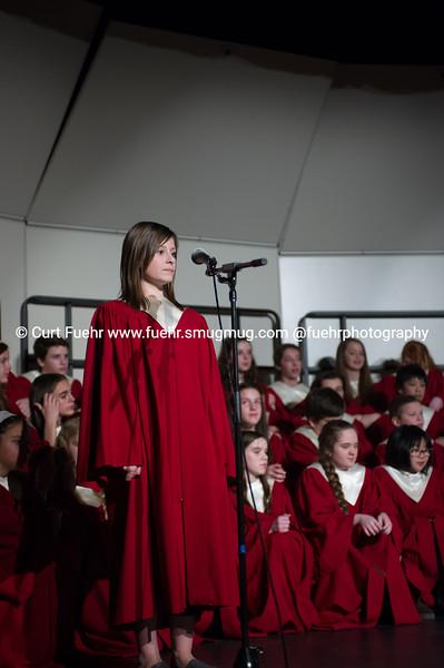 Choir Winter Concert 2013