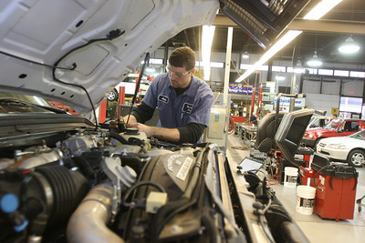 Columbus State Automotive Technology