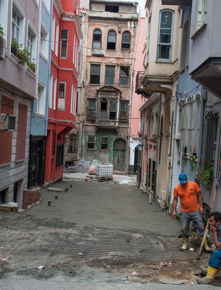 Street Making