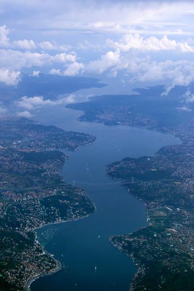 The Bosphorus, Istanbul, Turkey