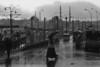 Rainy, Galata Bridge, Istanbul, Turkey
