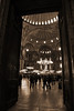 Entrance, Aya Sofya, Istanbul, Turkey