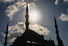 Sultan Ahmet Camii (Blue Mosque), Istanbul, Turkey