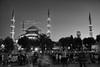 Sultanahmet at Ramazan, Istanbul
