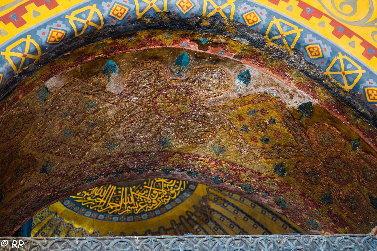 Restoring the Hagia Sophia