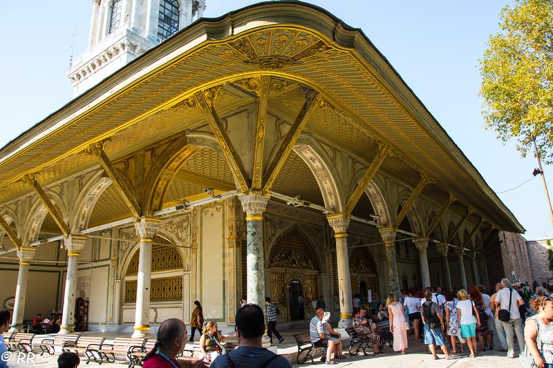 Topkapi Palace, Third Court