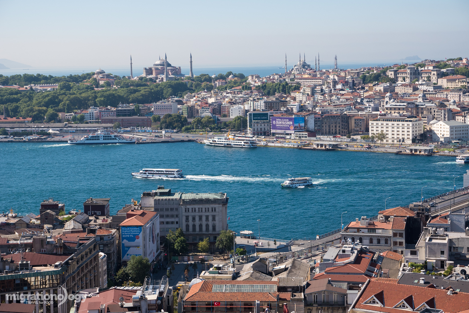 Istanbul travel guide for food lovers