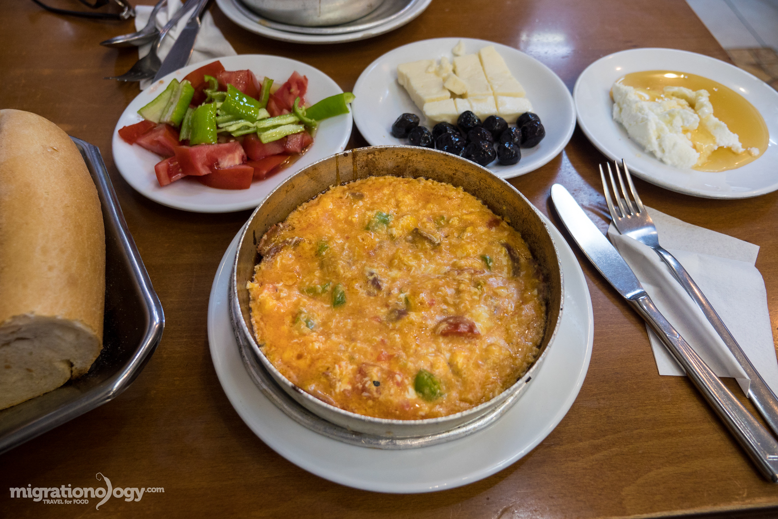 Lades Menemen Restaurant