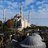 The Blue Mosque, Sultanahmet (the Old City)