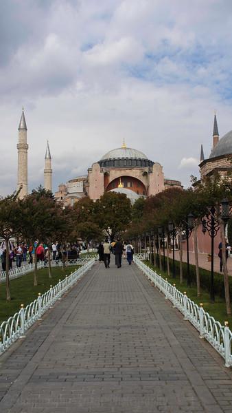 Istanbul Visit - Sept 2013